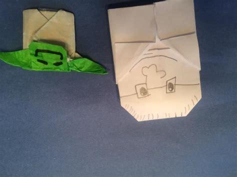 Tom Angleberger Origami Yoda - tom yoda origami yoda