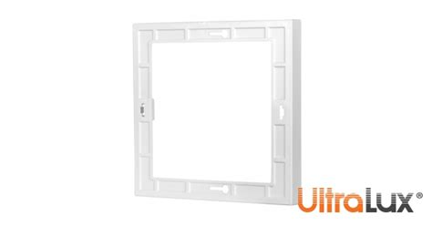 Frame Lu Downlight frame for surface mounting of led panel lps1840 ultralux