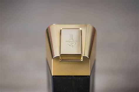 parfum 1 million avis sur le lingot de paco rabanne gentleman moderne