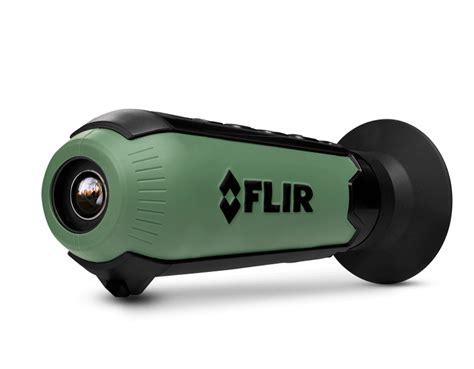 flir vision flir scout tk pocket sized thermal vision monocular flir