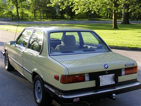 1978 BMW 320i   German Cars For Sale Blog
