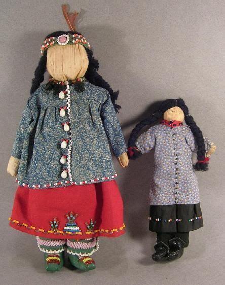 iroquois corn husk dolls history 545 best american children images on
