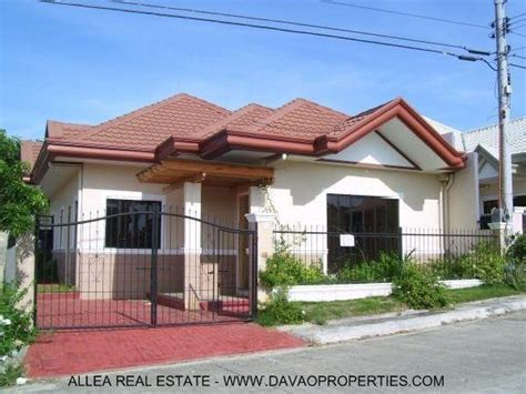 House Design Davao Philippines Philippine Rental House Bungalow Style Davao City