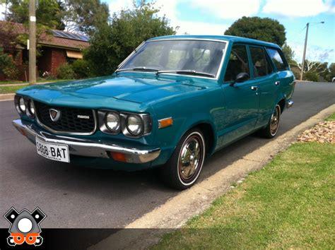 mazda cars for sale 1975 mazda 808 wagon cars for sale pride and joy