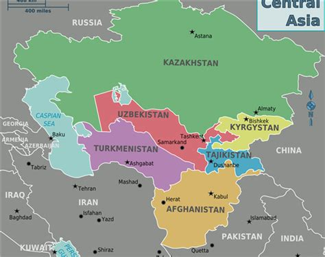 russia map and surrounding countries central asia transition in process fv txf news