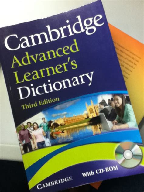 cambridge advanced learner s dictionary the open of hong kong eclp outside