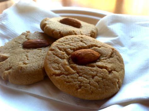 Butter Cookiest Almond almond butter cookies honey limes