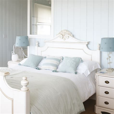 pale blue and white bedrooms panda s house