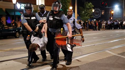 St Louis City Arrest Records 80 Arrested In St Louis Protests Officer S