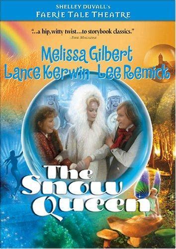 faerie tale theatre  snow queen tv episode