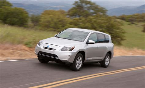 2012 Toyota Rav4 Reviews 2012 Toyota Rav4 Ev Review Car Reviews