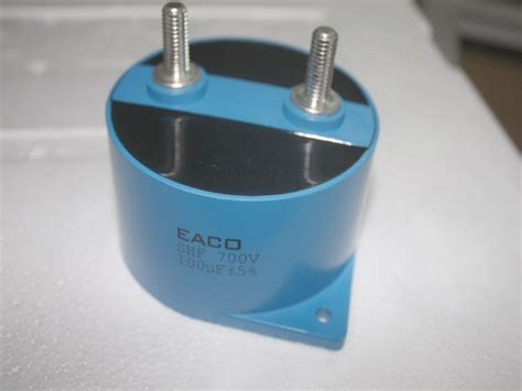 charge build up on a capacitor china capacitor capacitor polypropylene capacitor supplier eaco capacitor inc