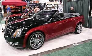 Cadillac Cts Coupe Accessories Cadillac Cts Convertible Custom Cadillacs