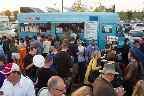 cooking for a crowd a big crowd women living well food trucks continue to draw large crowds