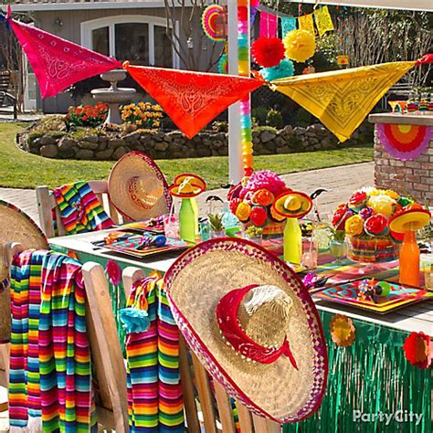 Cinco de mayo fiesta costume accessories party city holiday and