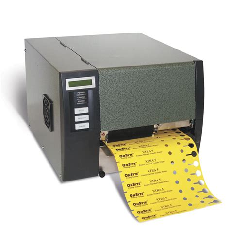 color thermal printer horticultural marketing and printing onsyte xtra 5
