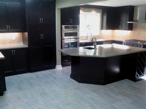 Picture Backsplash Kitchen Kitchen Backsplash Tiling Granite Countertops Glass Tile
