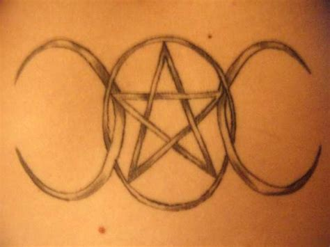 triple goddess tattoo goddess symbol