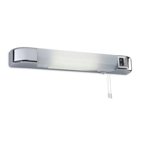 shaver light bathroom firstlight 6004ch shaver lights 1 light chrome wall light