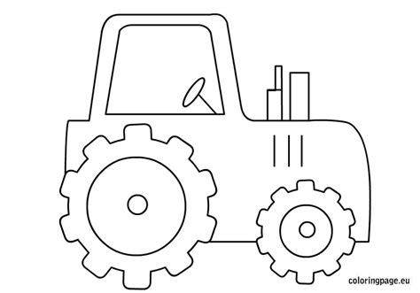 tractor coloring pages preschool epic tractor color pages 75 for coloring site with