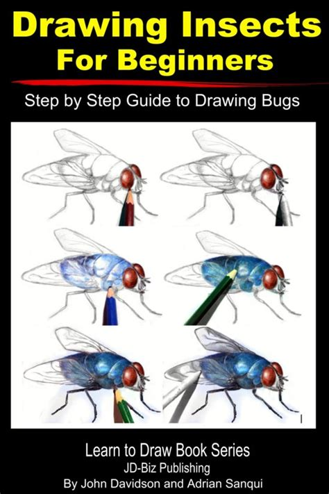 learning the beginner s step by step guide books bol drawing insects for beginners step by step