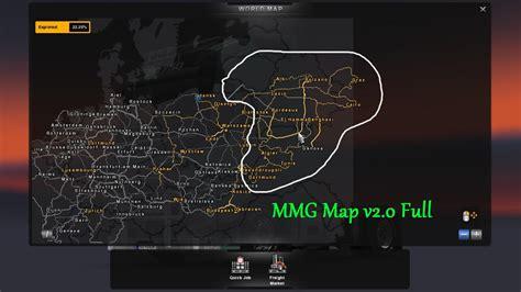 ets2 full version free download mmg map ets2 full v2 0 modhub us