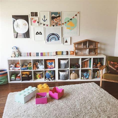 ikea playroom storage a pretty melbourne home ikea kallax shelf kallax shelf