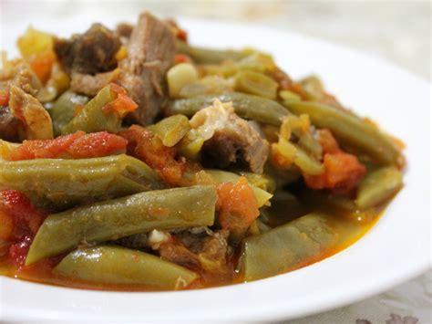etli taze fasulye yemegi etli patates yemegi etli yemek tarifleri etli taze fasulye nasıl yapılır