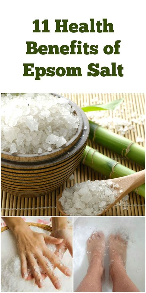 health benefits of salt ls 11 health benefits of epsom salt health salts and pain