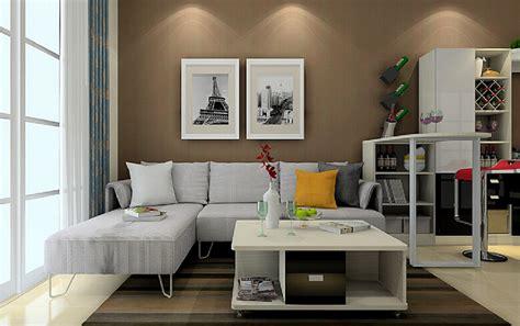 parete soggiorno color tortora pareti colorate come personalizzare living e camere da
