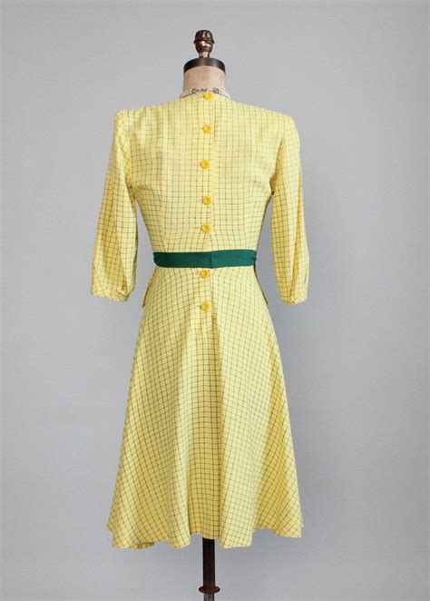 yellow swing dress 1000 images about vintage fashion on pinterest day