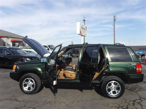 1997 Jeep Grand For Sale 1997 Jeep Grand Orvis For Sale By Owner At