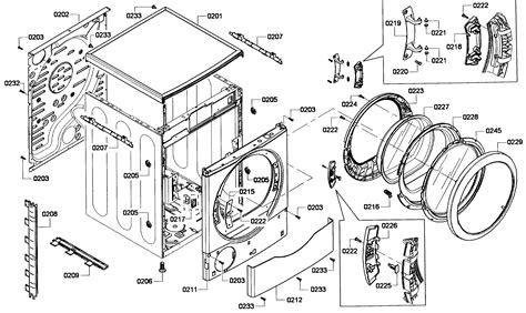 bosch dryer parts diagram bosch dryer parts diagram wiring diagrams repair wiring