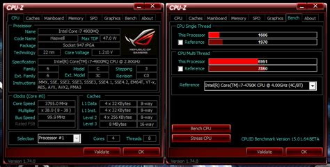 bench cpu post your cpu z benchmark version 1 73 and up