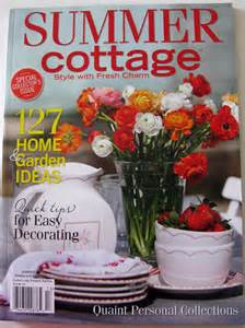 summer cottage magazine summer 2011 by sweetvictoriantiques