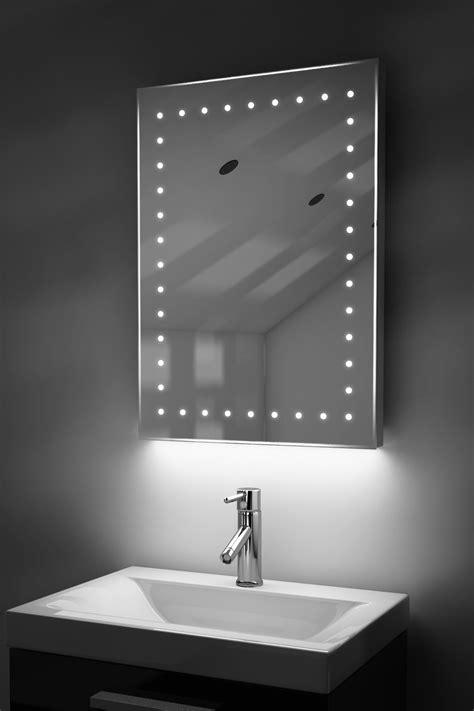 hacienda white wall mounted rgb led mirror contemporary auto colour change rgb ultra slim bathroom mirror with