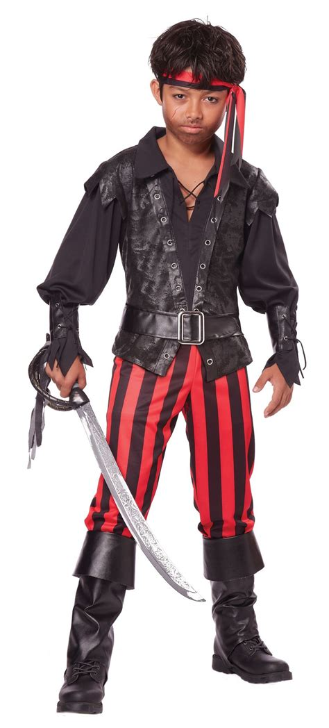 boys pirate costume toddler buccaneer briny buccaneer pirate boys costume 33 99 the
