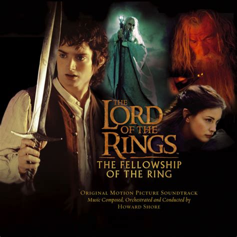 the fellowship of the lord of the rings the fellowship of the ring original motion picture soundtrack