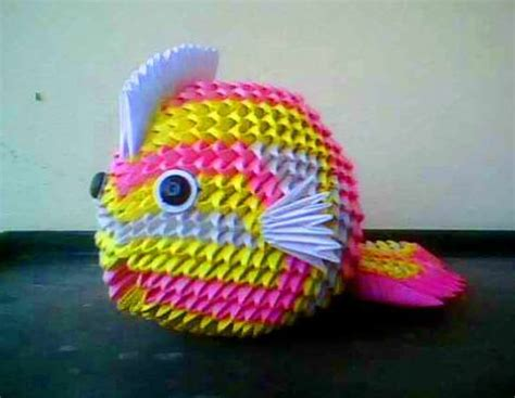 3d Origami Koi Fish - koi fish album mohammad nofal 3d origami