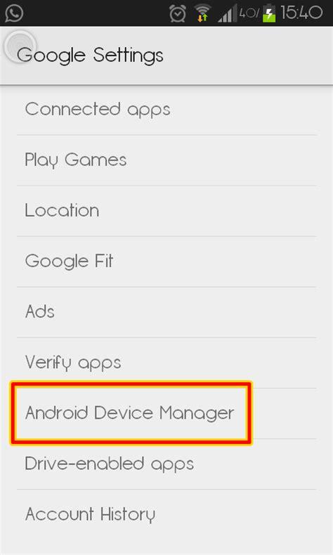 tutorial android device manager blog cipina tutorial cari telefon pintar yang hilang