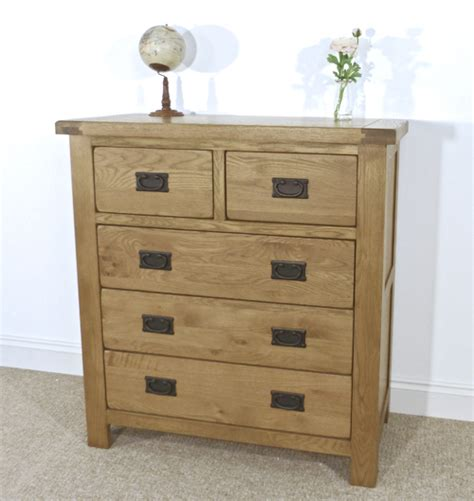 Rustic Oak Bedroom Furniture Rustic Solid Oak Bedroom Furniture Ebay