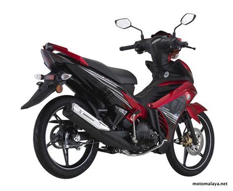 New Fd110 Merah Hitam 2016 yamaha lc135 merah hitam lcr 0040 007 motomalaya