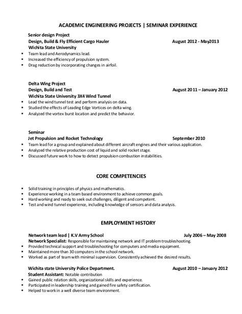 Catia Designer Sle Resume by Aerospace Design Engineer Resume Catia Wichita
