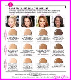 the right shade of makeup color for warm skin tone hairstyles fashion