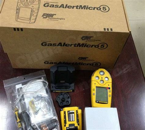 Gas Detector Micro gas alert micro 5 multi gas detector gas alert micro 5