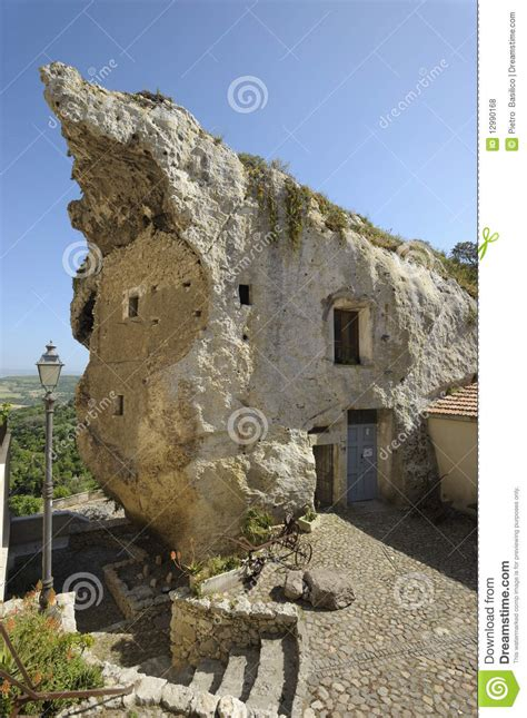 house of rocks rock house stock photo image of sassari rural house 12990168
