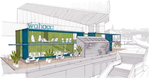 Container Home Interiors Wahaca Southbank Experiment Shipping Container Restaurant
