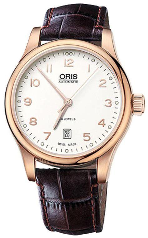 73375944891LS Oris Classic Date Men's Watch