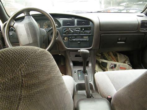 1996 Toyota Camry Interior by 1996 Toyota Camry Autos Nigeria