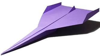 What Makes A Paper Airplane Fly - how to make a paper airplane that flies 100 best